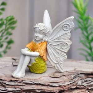 Figurine Fée pour mini jardin