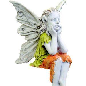Figurine Miniature Fée Rêveuse