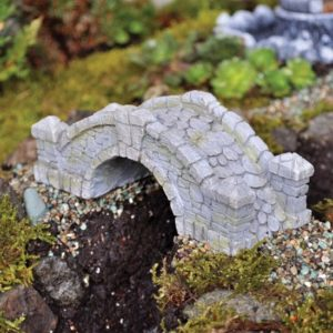 Pont pour mini jardin.