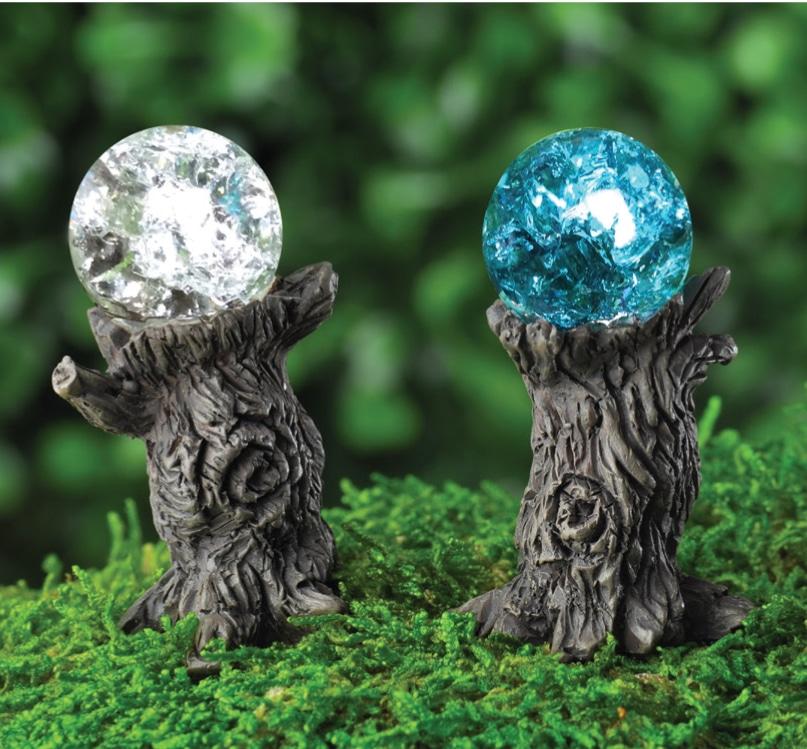 Souche magique fairy garden - Produit destructeur de souche d arbre ...