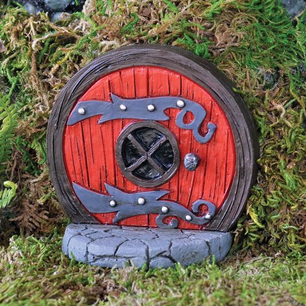 Porte de Fées Elfe rouge