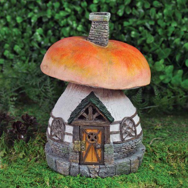 Maison de fées Champignon des bois