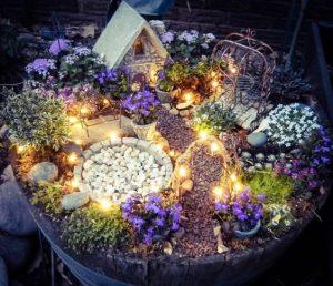 fairy garden france