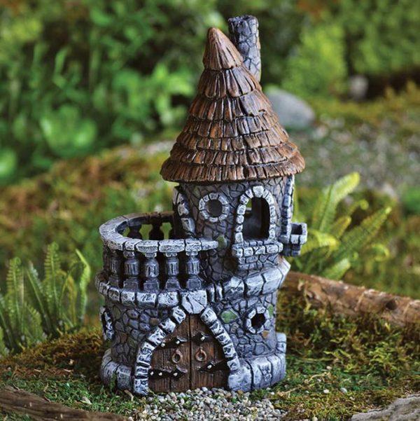 maison des fées arbre enchanteur