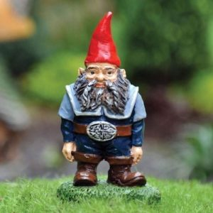 Figurine Miniature Chef Gnome