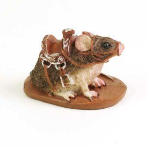 Miniature Souris cavalière