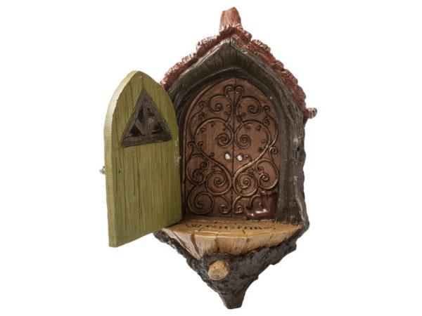 Porte de fée décor intérieur