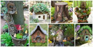 jardin de fées