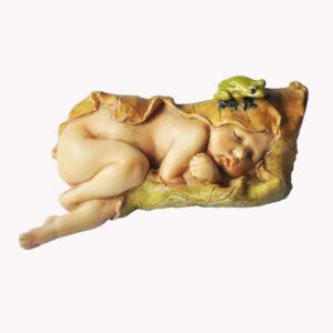 Bébé Grenouille Figurine Miniature