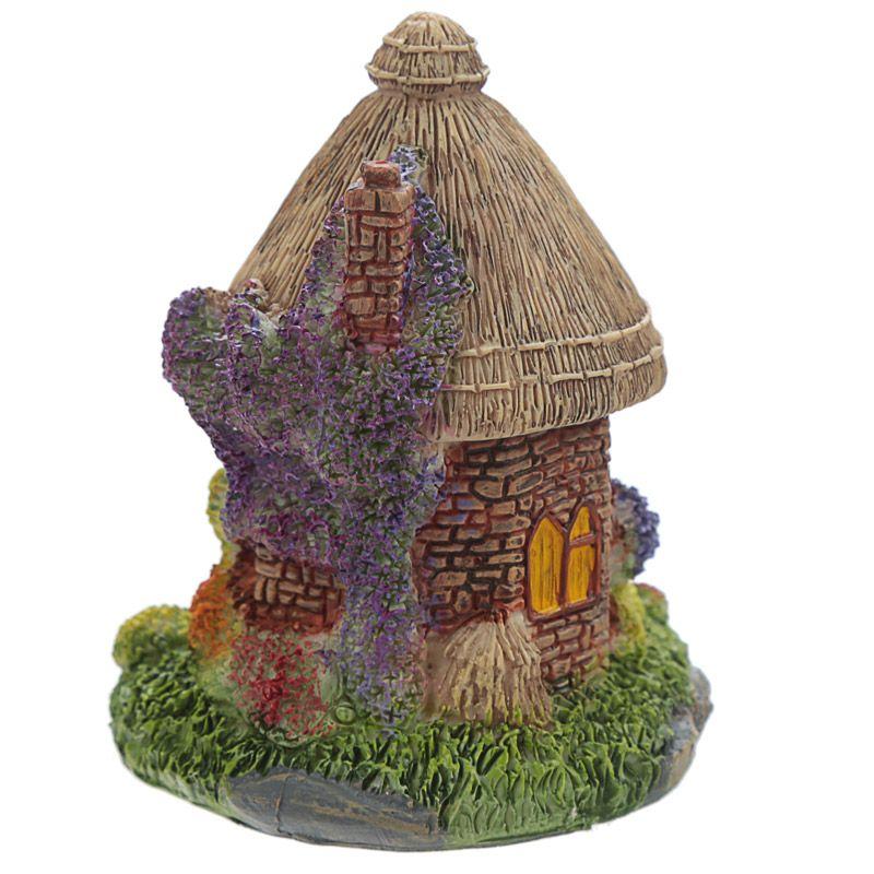 maison des f es chalet miniature fairy garden. Black Bedroom Furniture Sets. Home Design Ideas