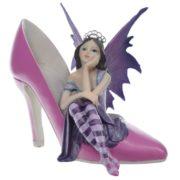 Figurine Fée Princesse Rêverie vue de face
