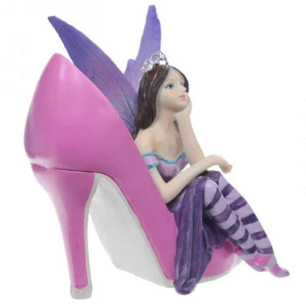 Figurine Fée Princesse Rêverie vue côté droit