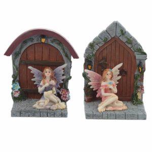 Porte de fée jardin de fées