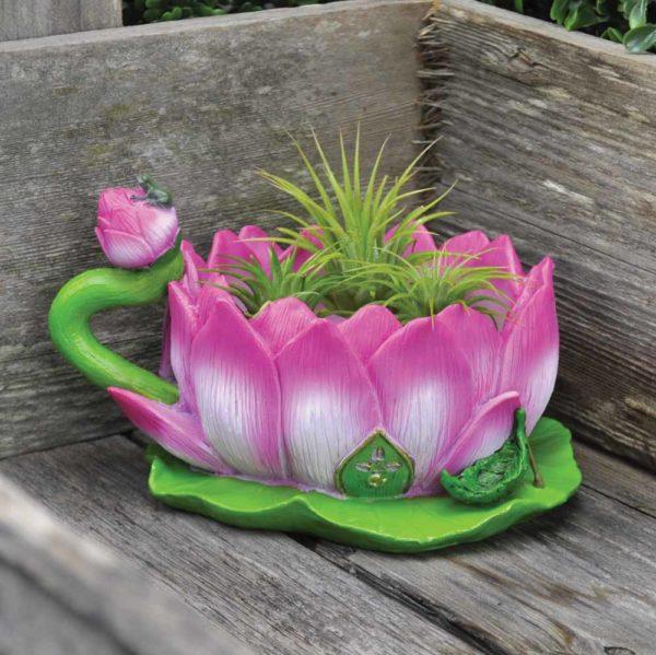 Pot pour jardin miniature