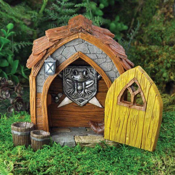 Porte de Gnome Jardin de Fées