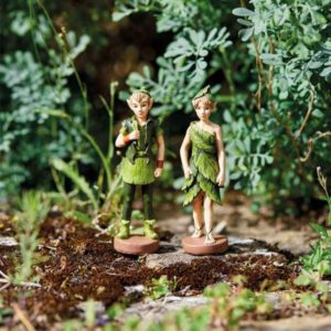 Figurines elfes des bois collection