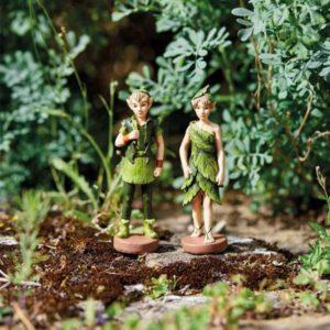 Figurines elfes des bois collection