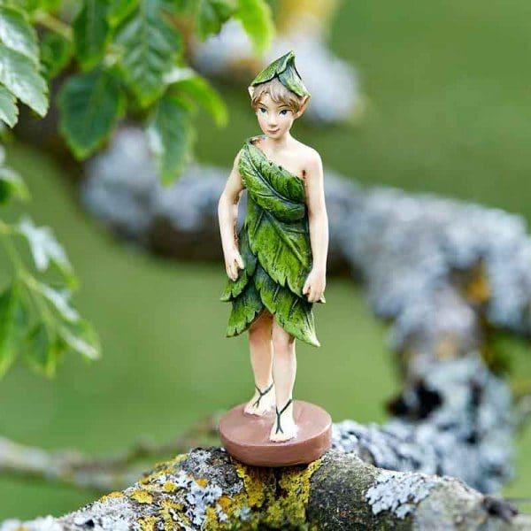 Figurine elfine des bois collection féerique