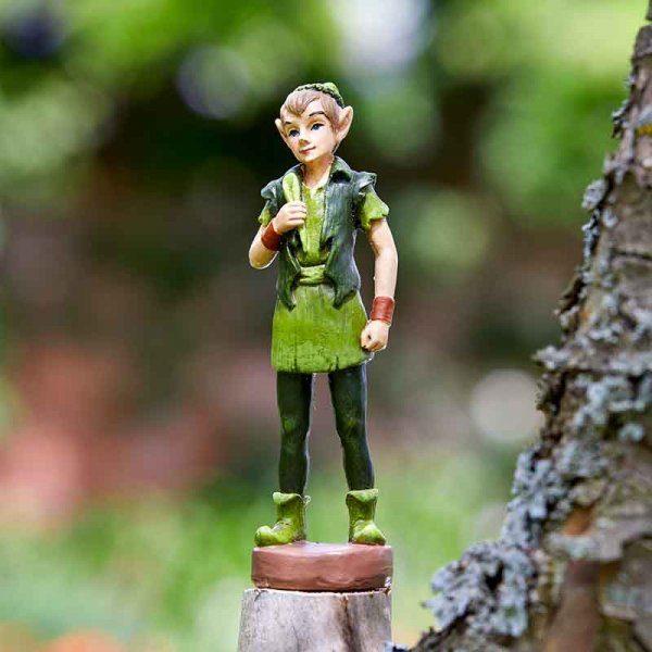 Figurine elfe des collection smart garden