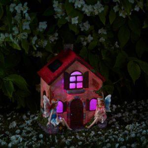 Douceur des Fées, Maison des fées miniature solaire